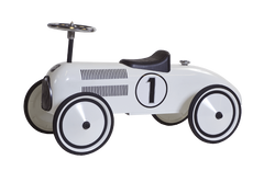 Retro Roller - Ride On Toy - Lewis - Ride on toy - Bmini | Design for Kids