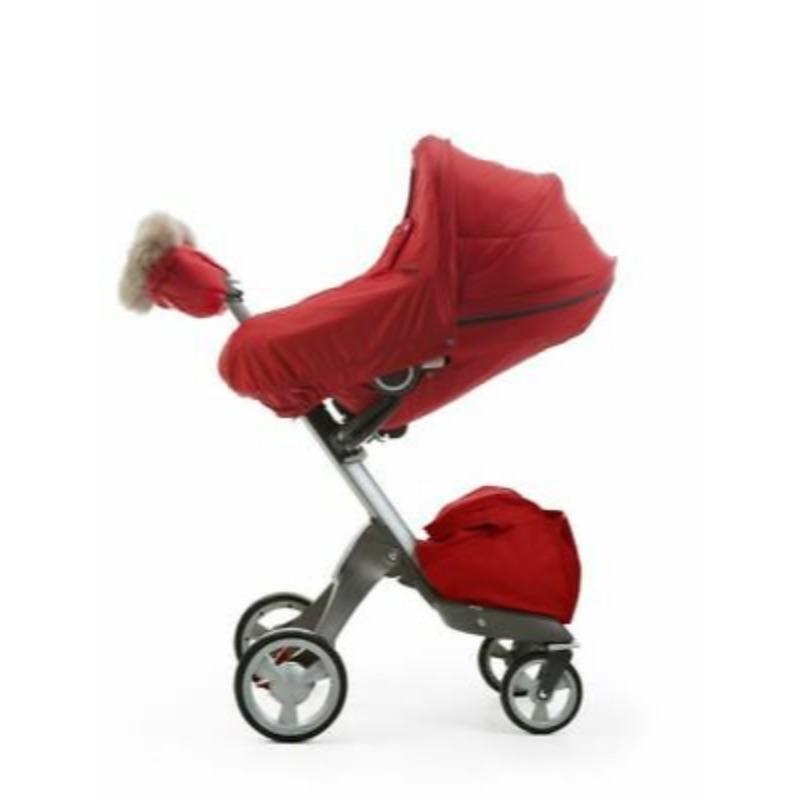 Stokke - Xplory - Winter kit - Red - Stroller Accessories - Bmini | Design for Kids