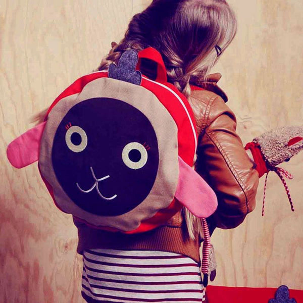 Esthex - Blixem the sheep Backpack - Backpack - Esthex - Bmini - Design for Kids - 1