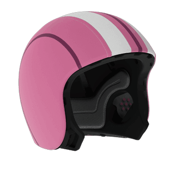 EGG Helmet Skin - Niki - Helmet Skins and Add-ons - Bmini | Design for Kids