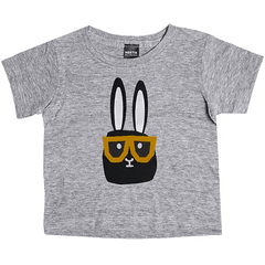 Hektik - Flap with glasses t-shirt - t-shirt - Bmini | Design for Kids