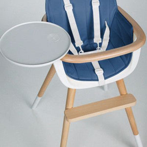 Micuna OVO - White Security Straps - High chair accessories - Bmini | Design for Kids