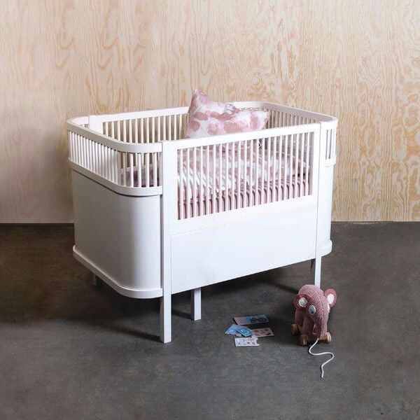Sebra - Baby and Junior bed - Juno - Bed - Bmini | Design for Kids