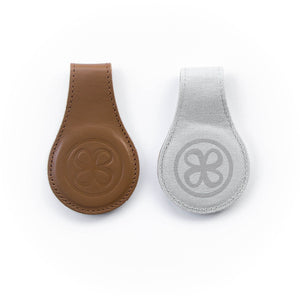 Cloby - Set of two Magnetclips - Brown - Swaddle Clip - Bmini | Design for Kids