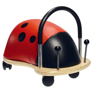 Wheelybug - Ladybug - Ride on toy - Bmini | Design for Kids