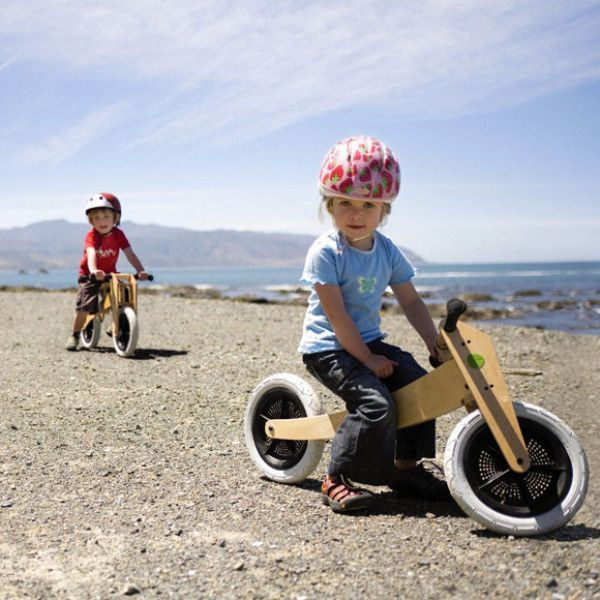 Wishbone Bike - Balance bike - Wishbone - Bmini - Design for Kids - 1