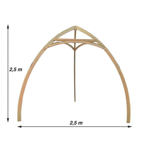 Cacoon - Wooden tripod - Swing - Cacoon - Bmini - Design for Kids - 1