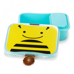Skip Hop - Zoo Lunch Kit - Bee - Lunchbox - Bmini | Design for Kids