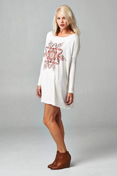 Snow Flake Tunic