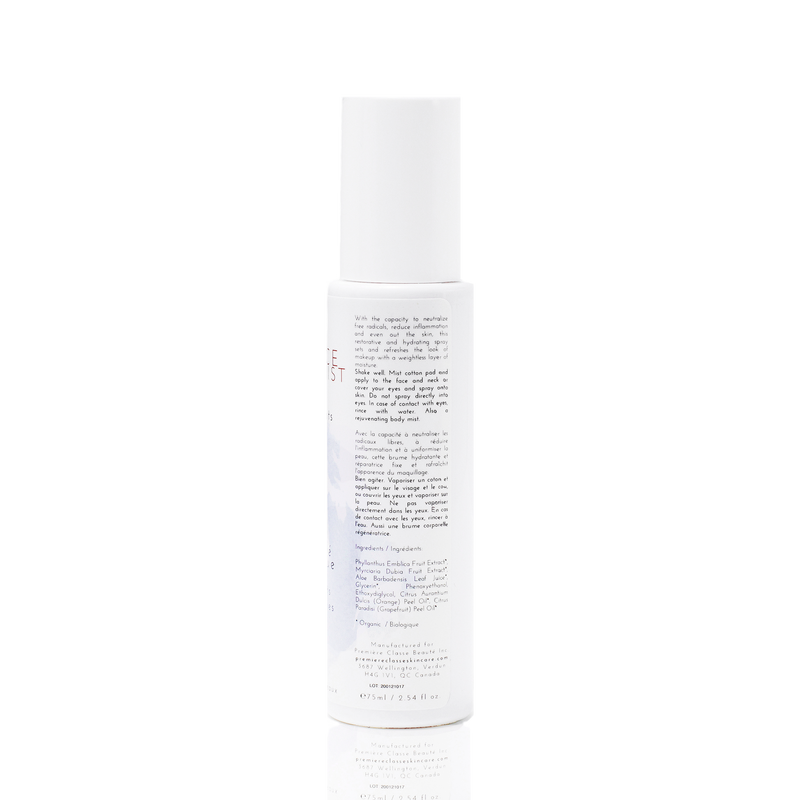 Dewy Face Clinical Mist