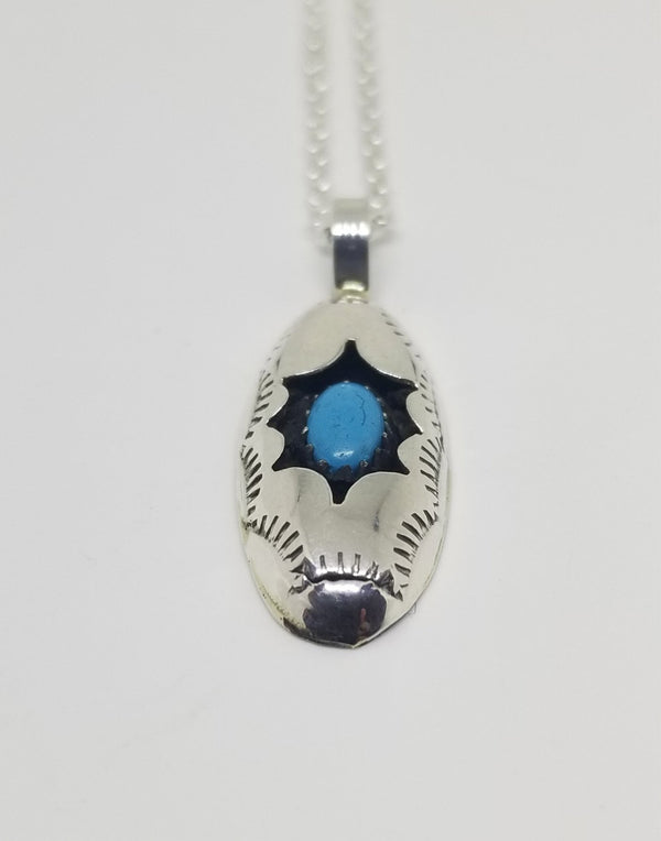 Colorado Star Necklace