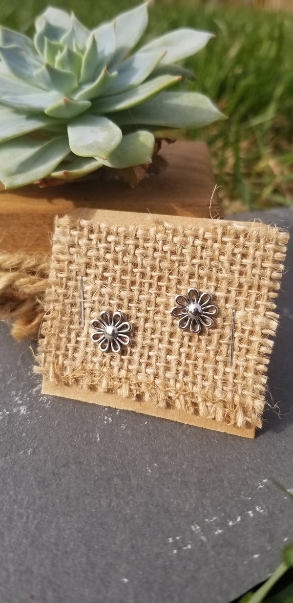 Eagle Feather Studs