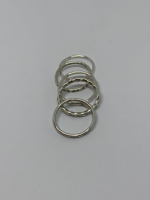 Fat Stacks Ring