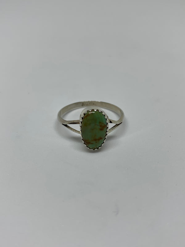 Hopping Frog Ring