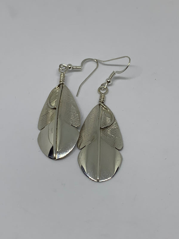 Soft Petal Earrings