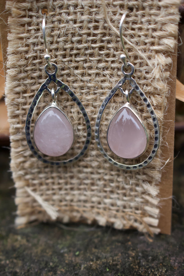 Rosa Mary Earrings
