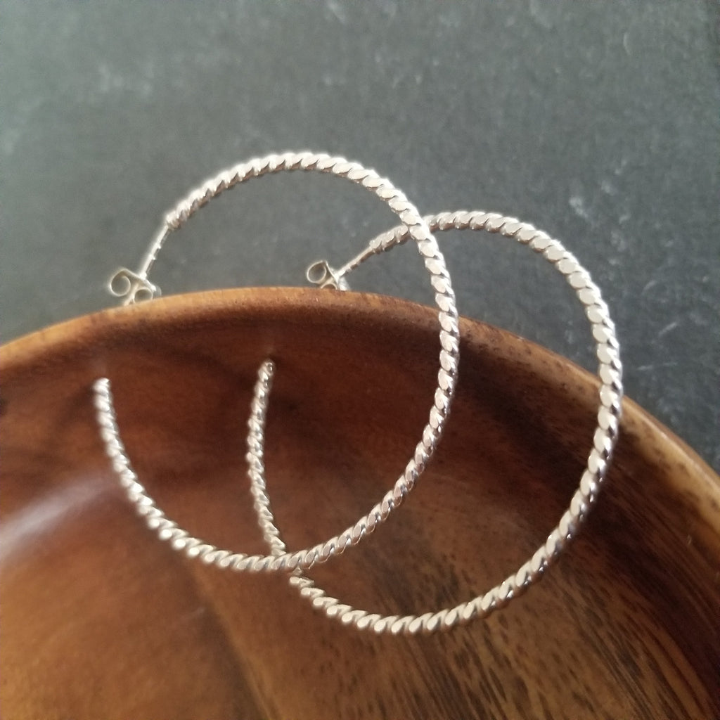 twisted-silver-hoops
