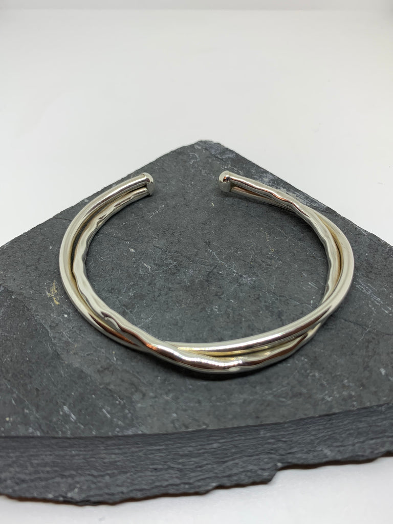 Twisted Sister Cuff Bracelet