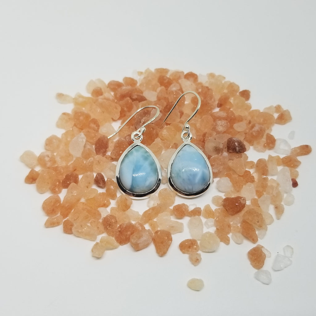 Blue Clear Skies Earrings