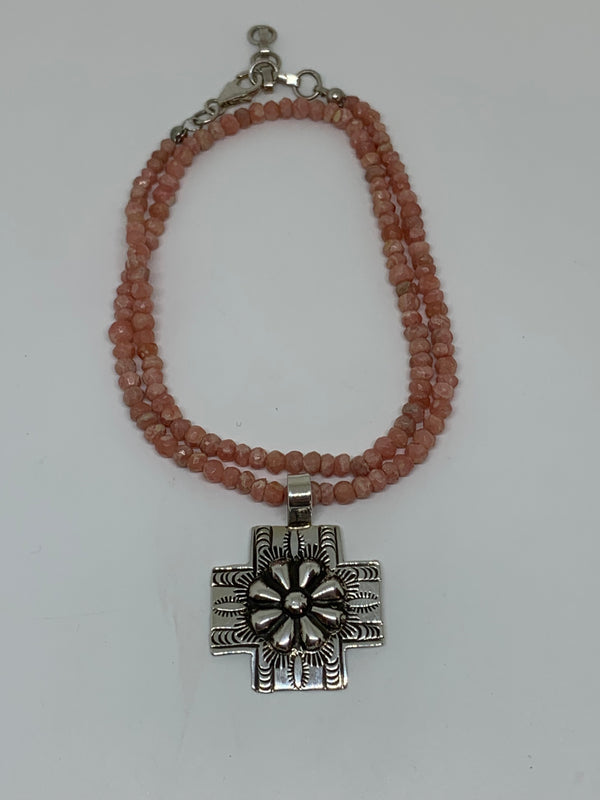 Carolina Rose Necklace