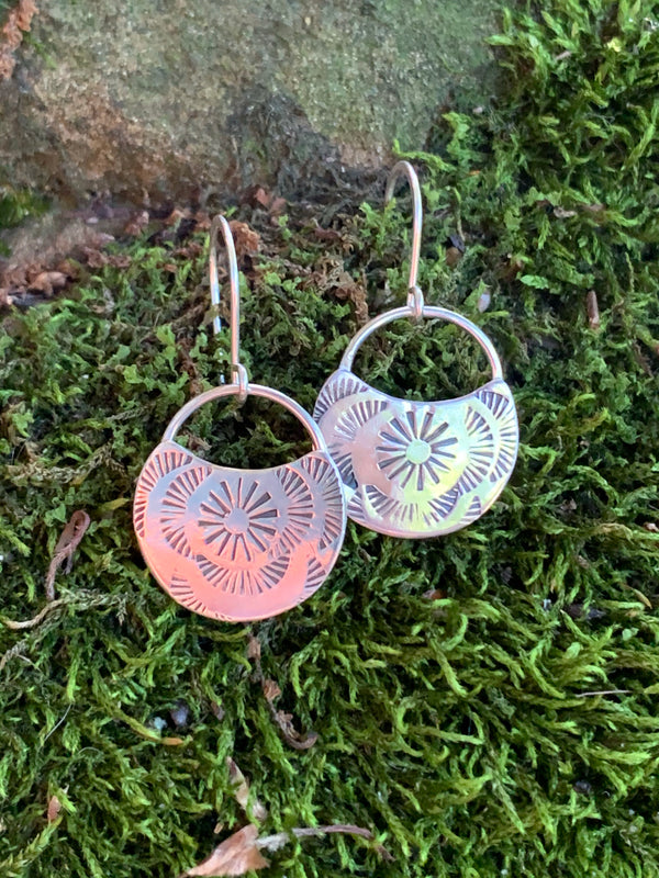 Rays of Sun Earrings