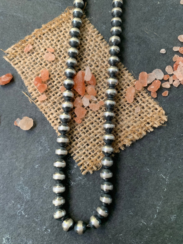 Navajo Pearls Necklace