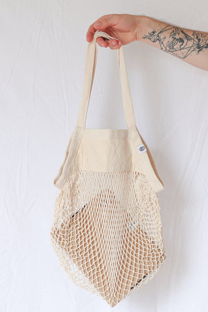 Sac filet en coton biologique - Mood Clothing - Mood Clothing