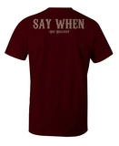 PRE-SALE: Say When