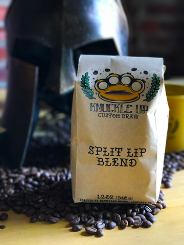 Knuckle Up Custom Brew: Split Lip Blend