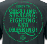 Women's Irish Team Shirt