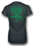 LIMITED: Women's Irish Team Shirt