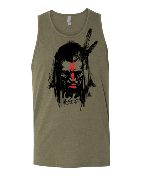 PRE-SALE: Warrior Tribe Tank