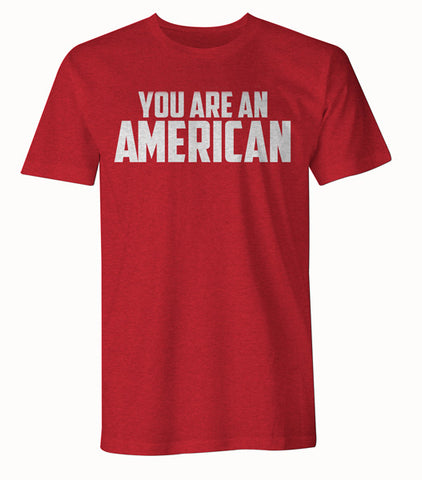 PRE-SALE: You Are An American