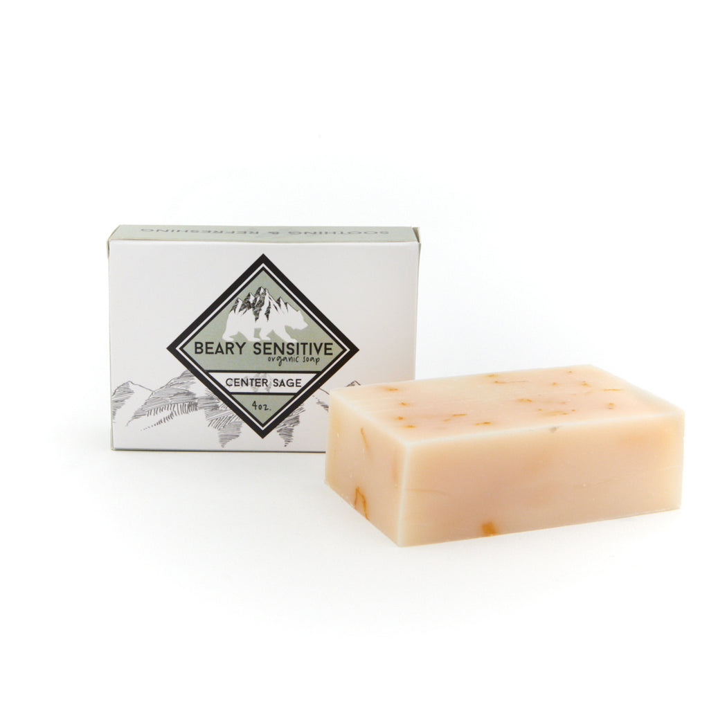 Center Sage Soothing & Refreshing Soap