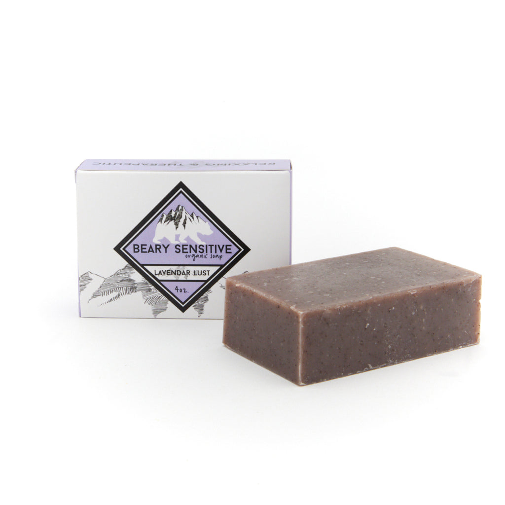 Lavender Lust Relaxation Soap