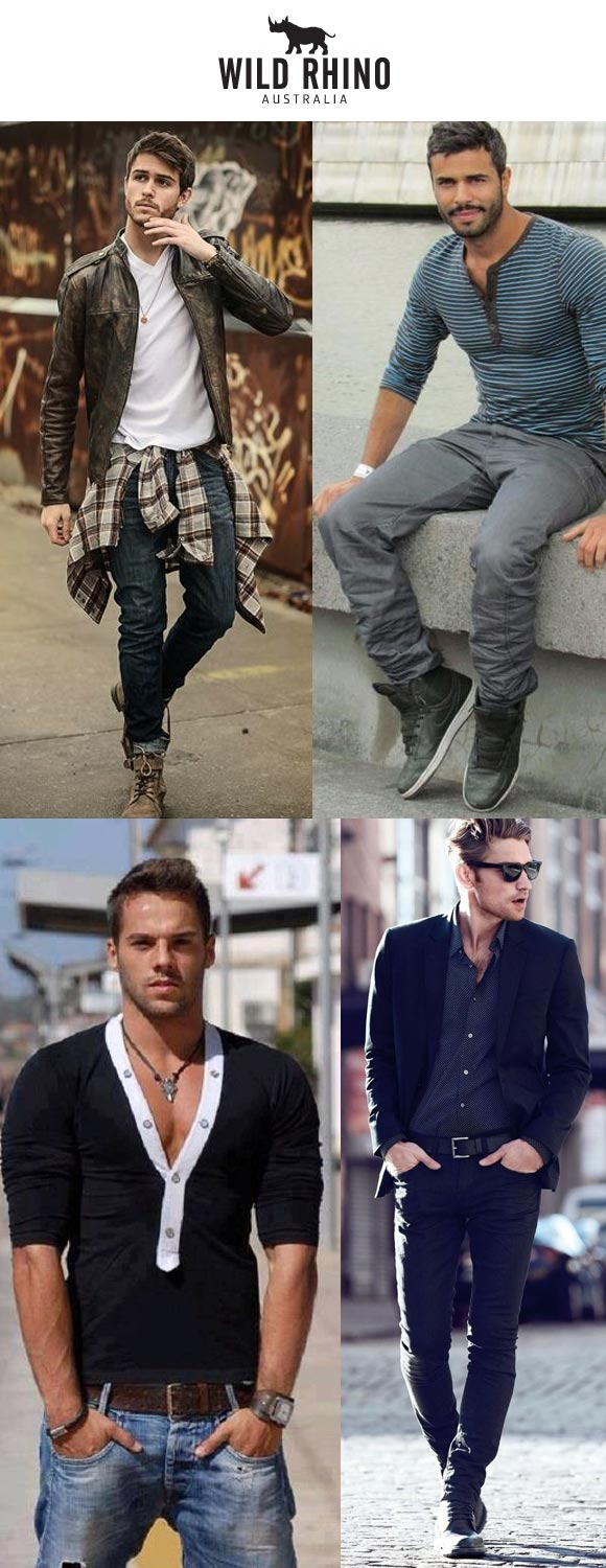 Buy men's' leather shoes and boots online Australia