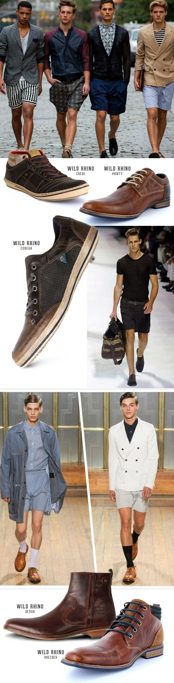 CASUAL SUMMER SHOES FOR MEN | TheShoeLink