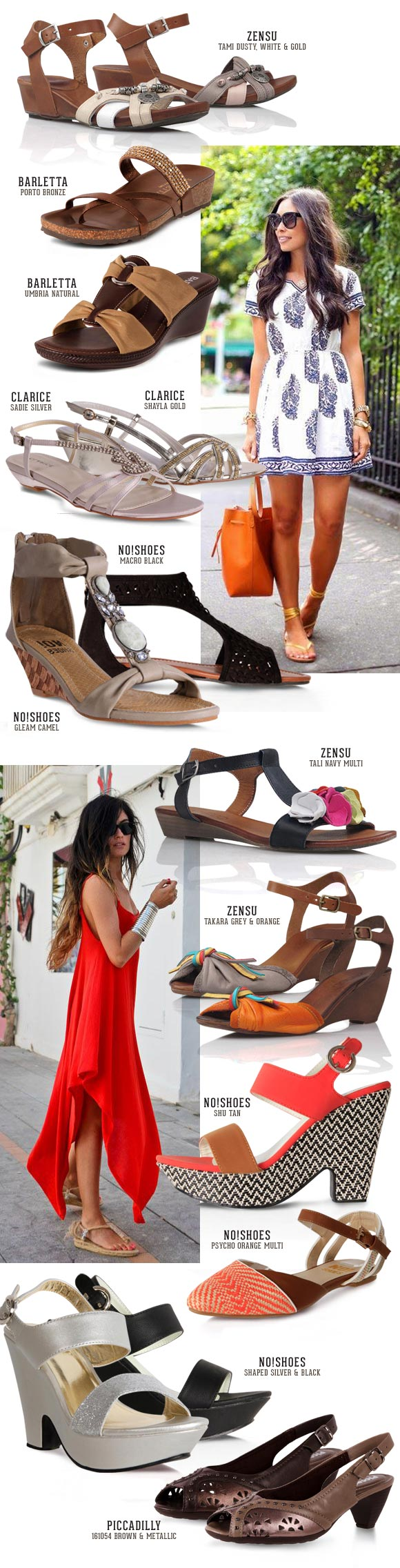 Glamourous Sandals