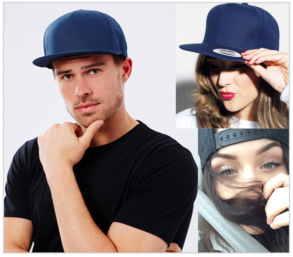 Buy Flexfit plain baseball caps and hats in Australia