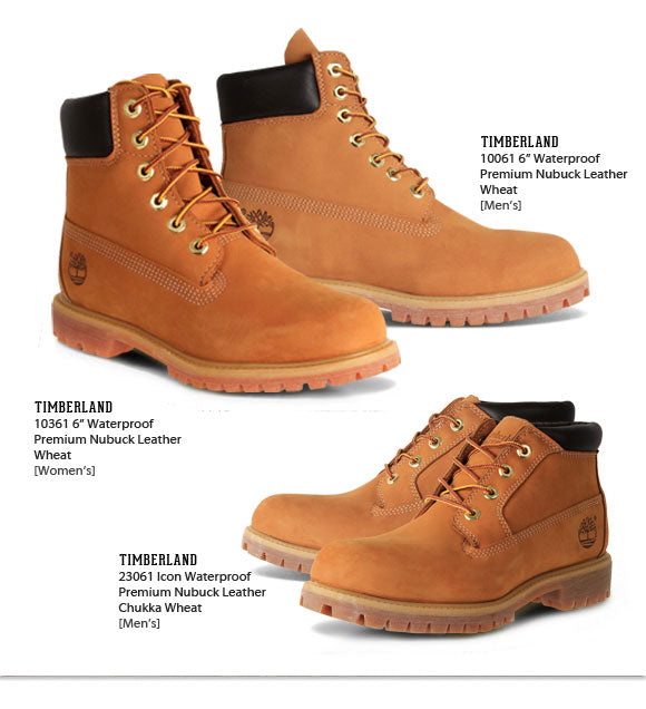 Timberland at The Shoe Link