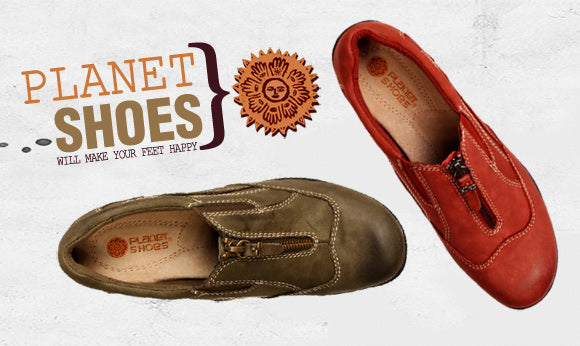 Planet Shoes at The Shoe Link