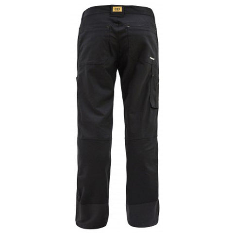 MACHINE PANT 1810004 BLACK