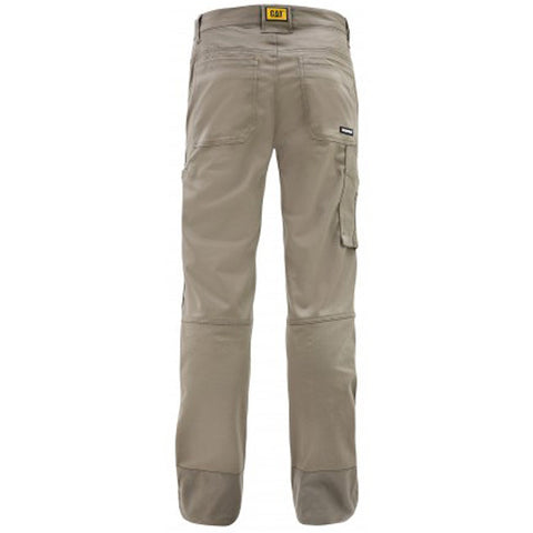 MACHINE PANT 1810004 KHAKI