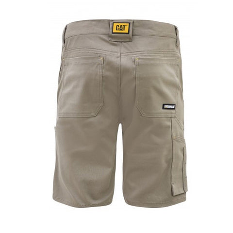 MACHINE SHORT KHAKI