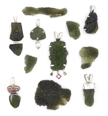 Moldavite Collection