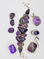 Sugilite (Luvulite) Collection