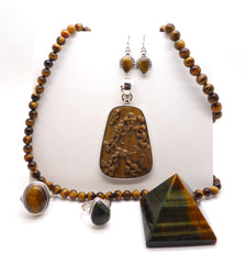 Tiger Eye Collection