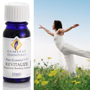 Revitalise Essential Oil Blend