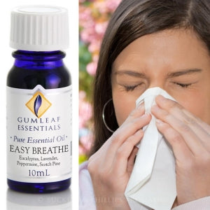 Easy Breath Essential Oil Blend