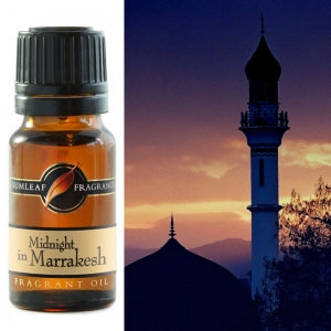 Midnight in Marrakesh Fragrance Oil | Fragrance Oil | Buckly & Phillip's | Australian Made | Ideal for use in oil burners, pot pourri & home fragrancing | Crystal Heart Australian Crystal Superstore since 1986 |